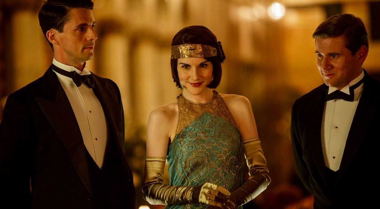 Downton Abbey, 06x06: The Carsons Adjust To Married Life | Abbey