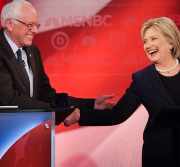 Bernie Vs. Hillary In New Hampshire: Highlights From The Democratic Debate | Democratic Debate