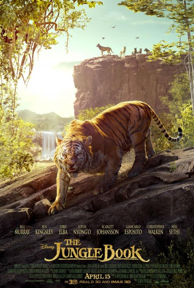 The Jungle Book's Shere Khan Previewed During Super Bowl Teaser | Jungle Book