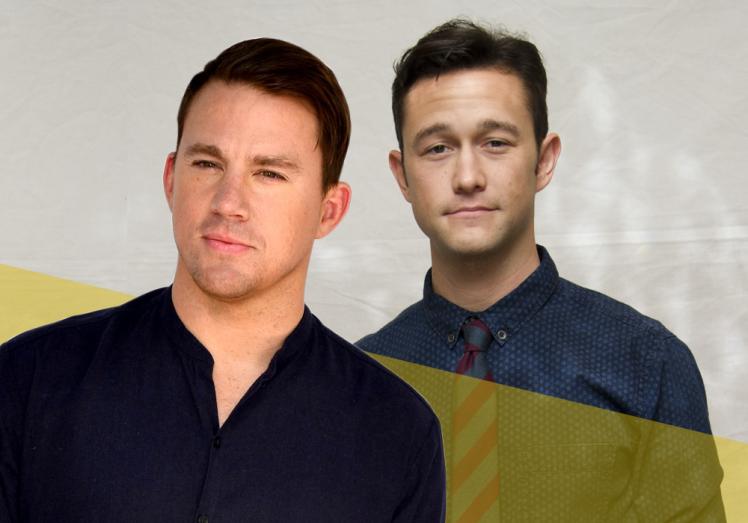 Channing Tatum And Joseph Gordon-Levitt Team Up For A Musical Comedy | Channing Tatum