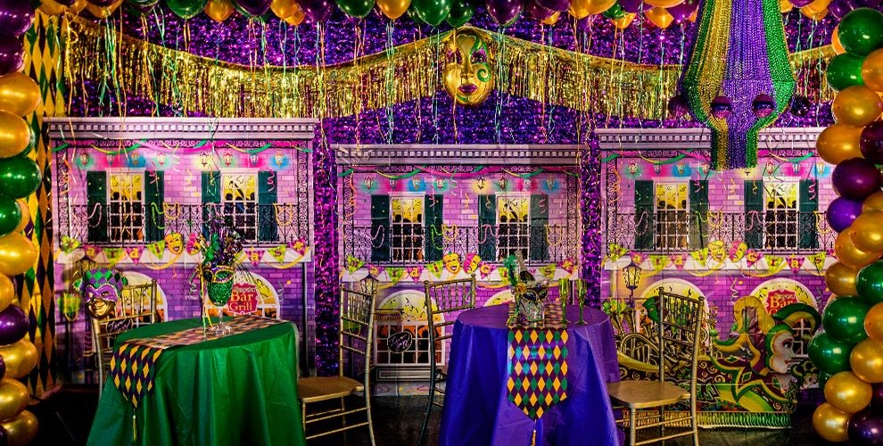 Party Like A Rock Star: Must-Haves For A Homemade Mardi Gras | Mardi Gras