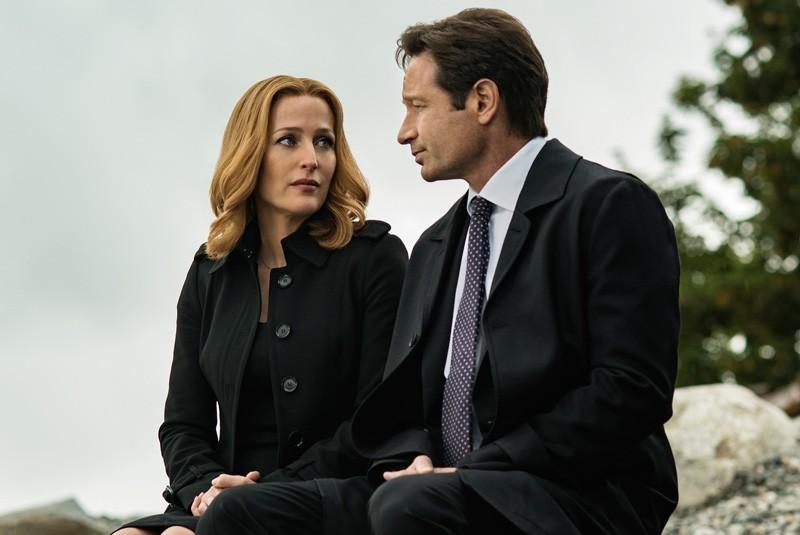 The X-Files: 10x04, Home Again | X-Files
