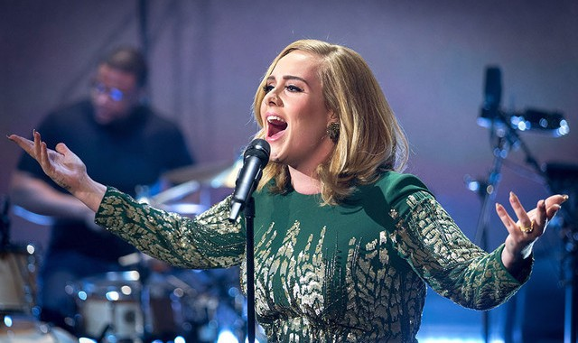 Adele Is The World's Best Selling Artist Of 2015, Ed Sheeran Close Behind | Adele