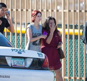 Two Girls Fatally Shot At Arizona High School | Shooting