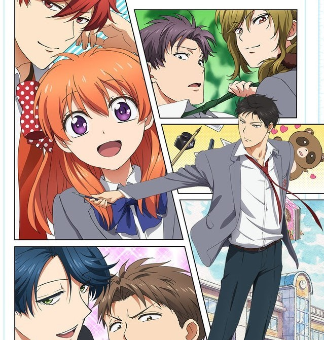 Monica Rial Cast As Kashima In Monthly Girls' Nozaki-kun | Monthly Girls' Nozaki-kun