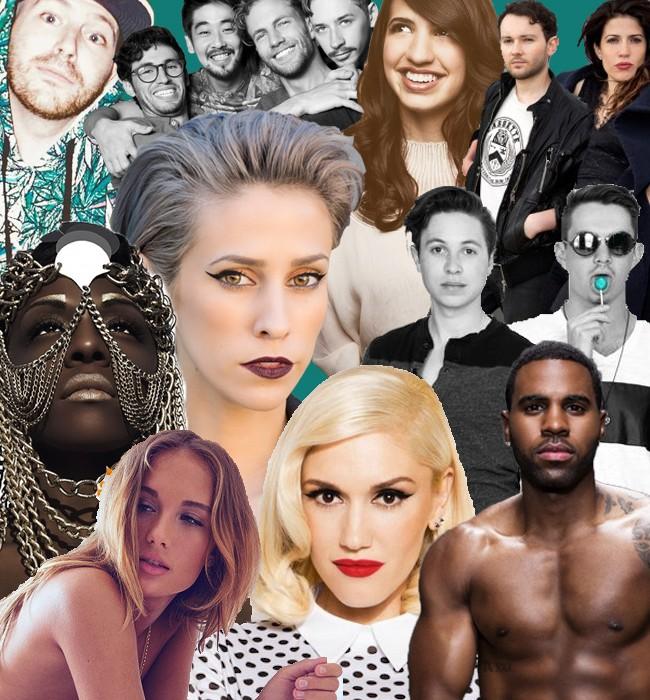 #MusicMonday Feat. Gwen Stefani, Jason Derulo, Niykee Heaton, Dawn, And More | #MusicMonday