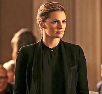 Castle: 08x10, Witness For The Prosecution | Witness