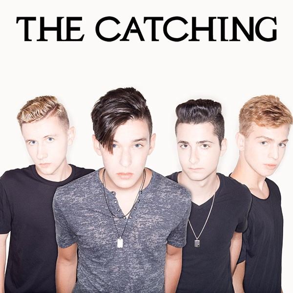 Exclusive: The Catching Premiere Album Track