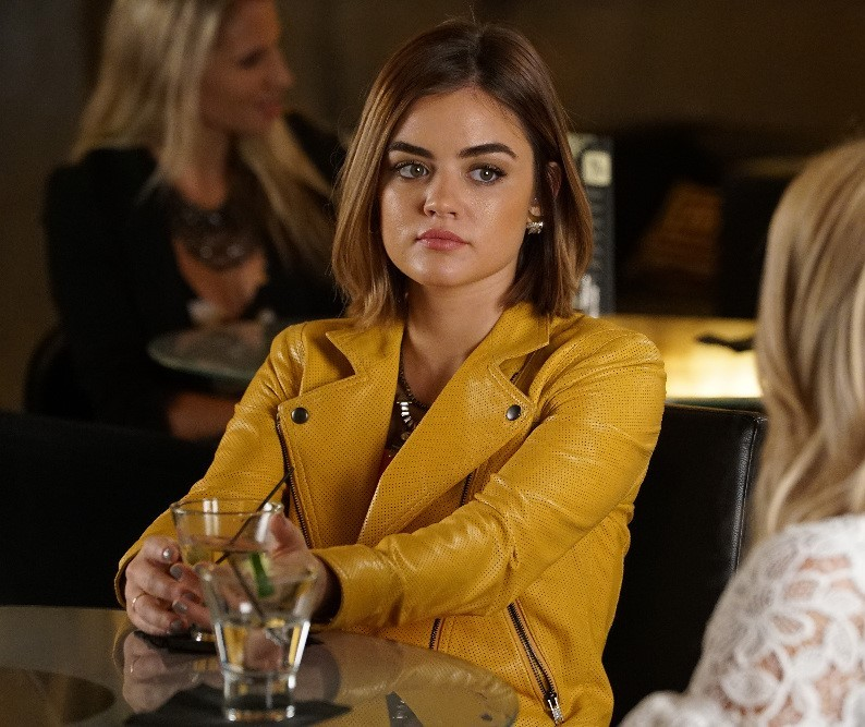 Pretty Little Liars: 06x16, Where Somebody Waits For Me | Liars