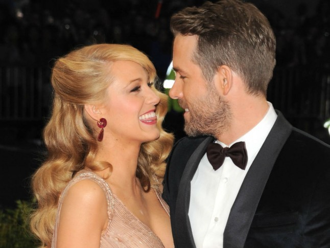 Ryan Reynolds Recalls The First Time He Met Blake Lively | ryan reynolds