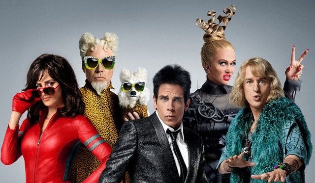 Loudinni Reviews: ZOOLANDER 2 Falls Very Flat | Zoolander 2