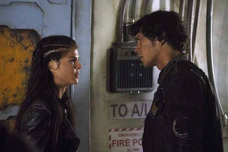 The 100: 03x04, Hakeldama | the 100