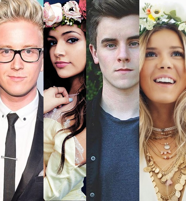 Tyler Oakley, Bethany Mota, Connor Franta, And Meghan Reinks Team Up With Camp17 For The Best Summer Camps Ever | Tyler Oakley