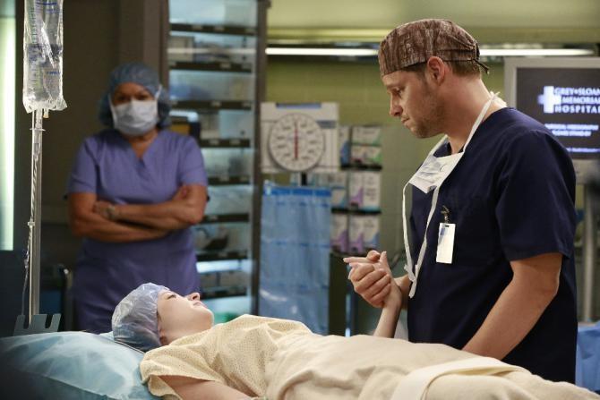 Grey's Anatomy: 12x10, All I Want Is You | Grey's Anatomy