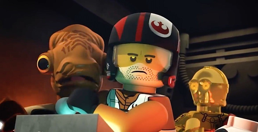 LEGO Picks Up 'The Force Awakens' Prequels | lego