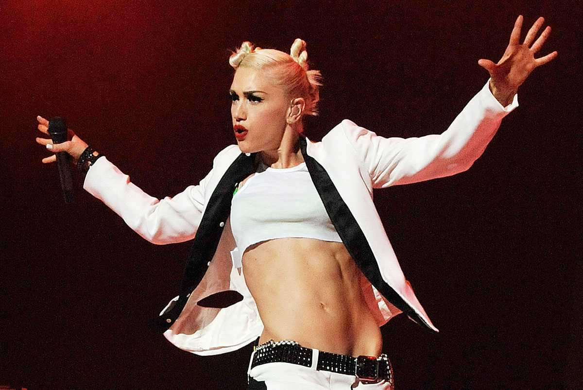 Gwen Stefani Had No Idea That No Doubt Was Forming Punk Band | Gwen Stefani