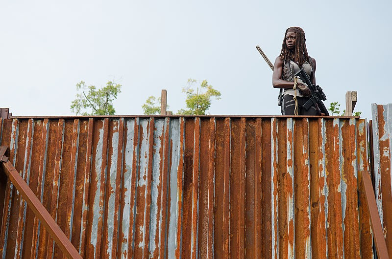 The Walking Dead, 06x10: The Next World | Walking