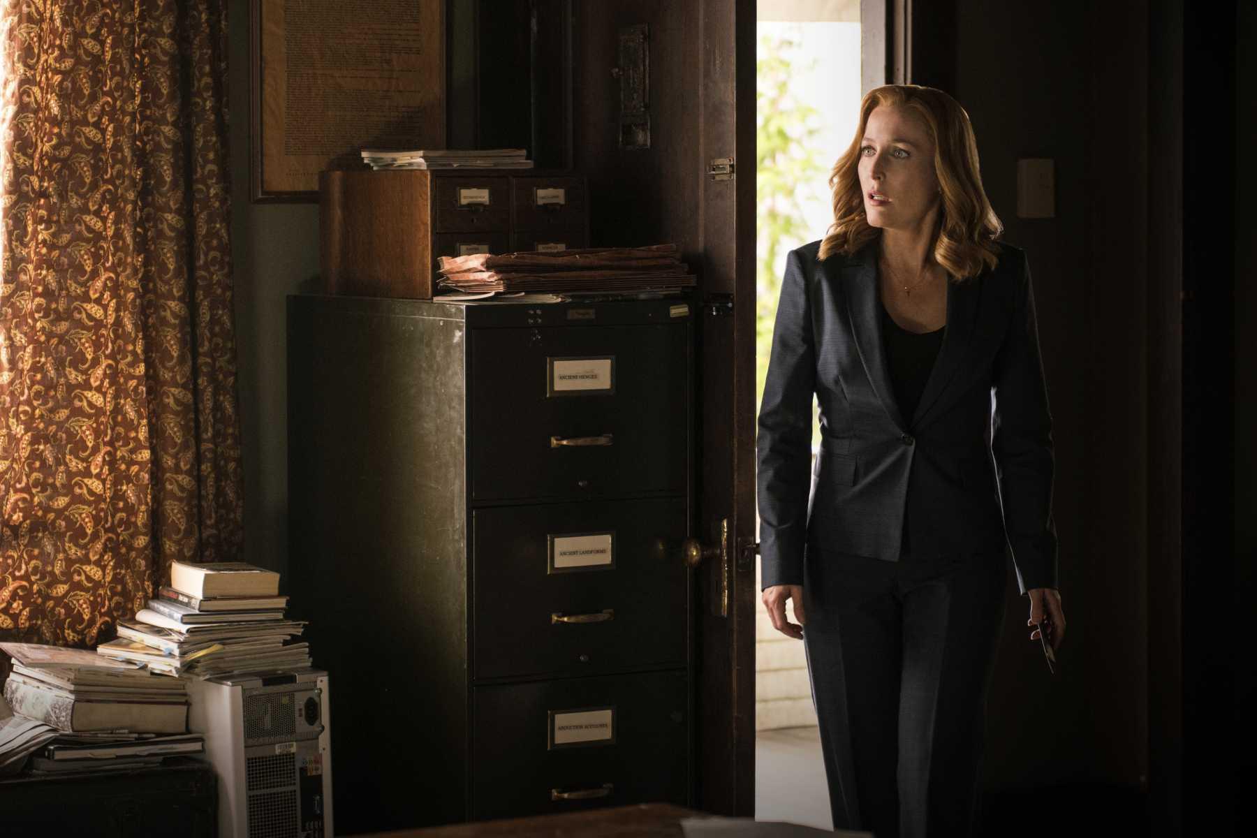 The X-Files: 10x06, My Struggle II   The X-Files