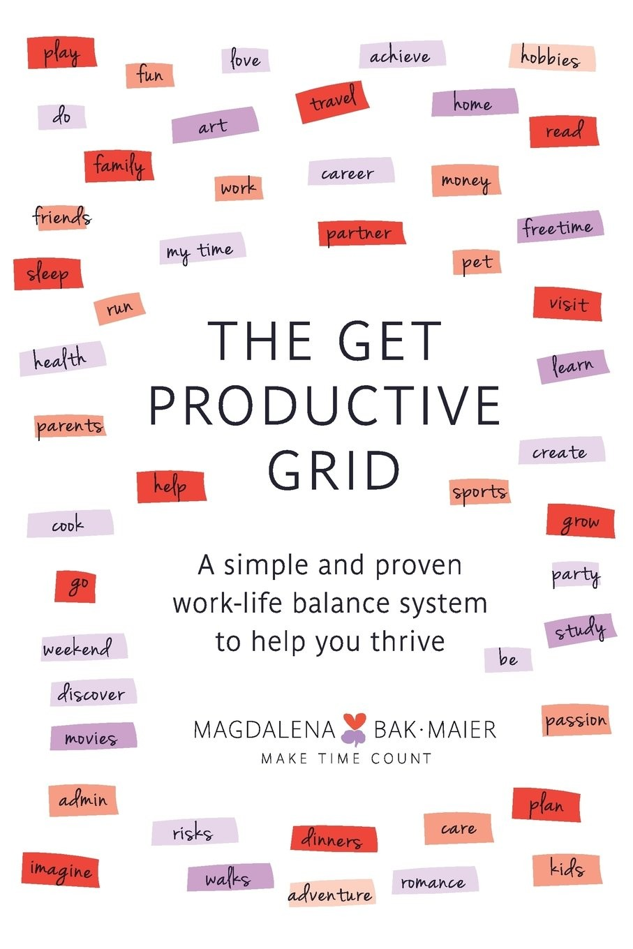 Book Review: The Get Productive Grid - M.B-Maier | The Get Productive Grid