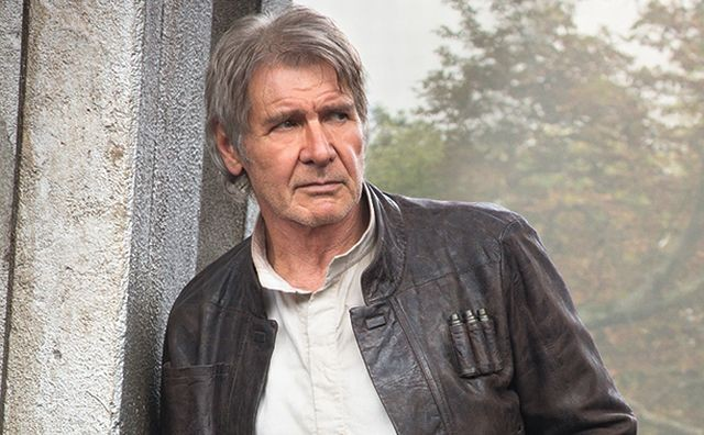 Harrison Ford Teases Disney's Plans For A 'Star Wars' Theme Park | harrison Ford
