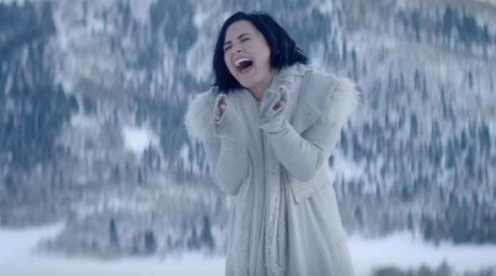 Demi Lovato Brings All The Feels In 'Stone Cold' Video | Demi Lovato