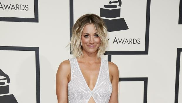 Kaley Cuoco Talks Divorce And Shows How She Covered Up Her Wedding Tattoo   Kaley Cuoco