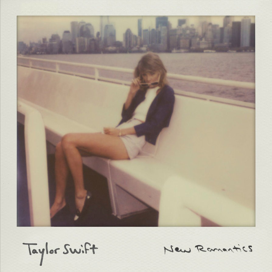 Taylor Swift Moves Forward With 'New Romantics' As Seventh 1989 Single | Taylor Swift