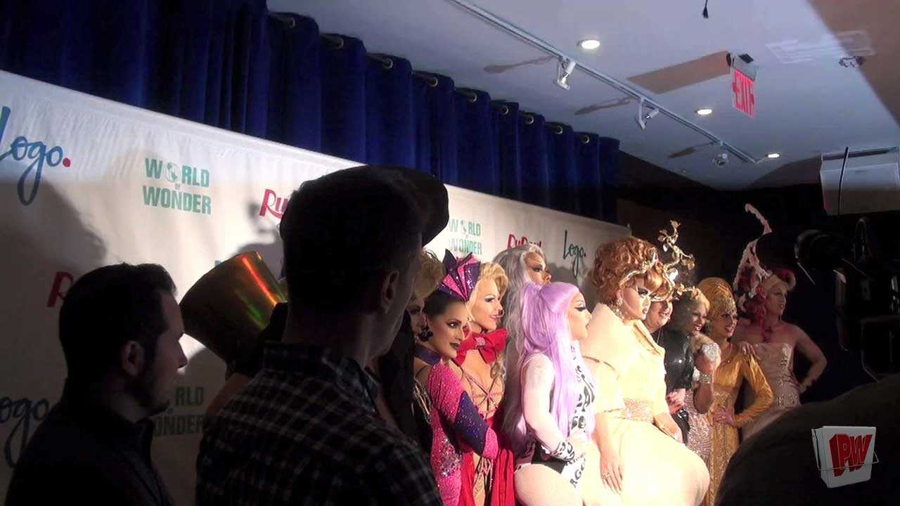 RuPaul's Drag Race Triumphant Return With Season 8 Premiere Party in NYC (VIDEO) | RuPaul's Drag Race