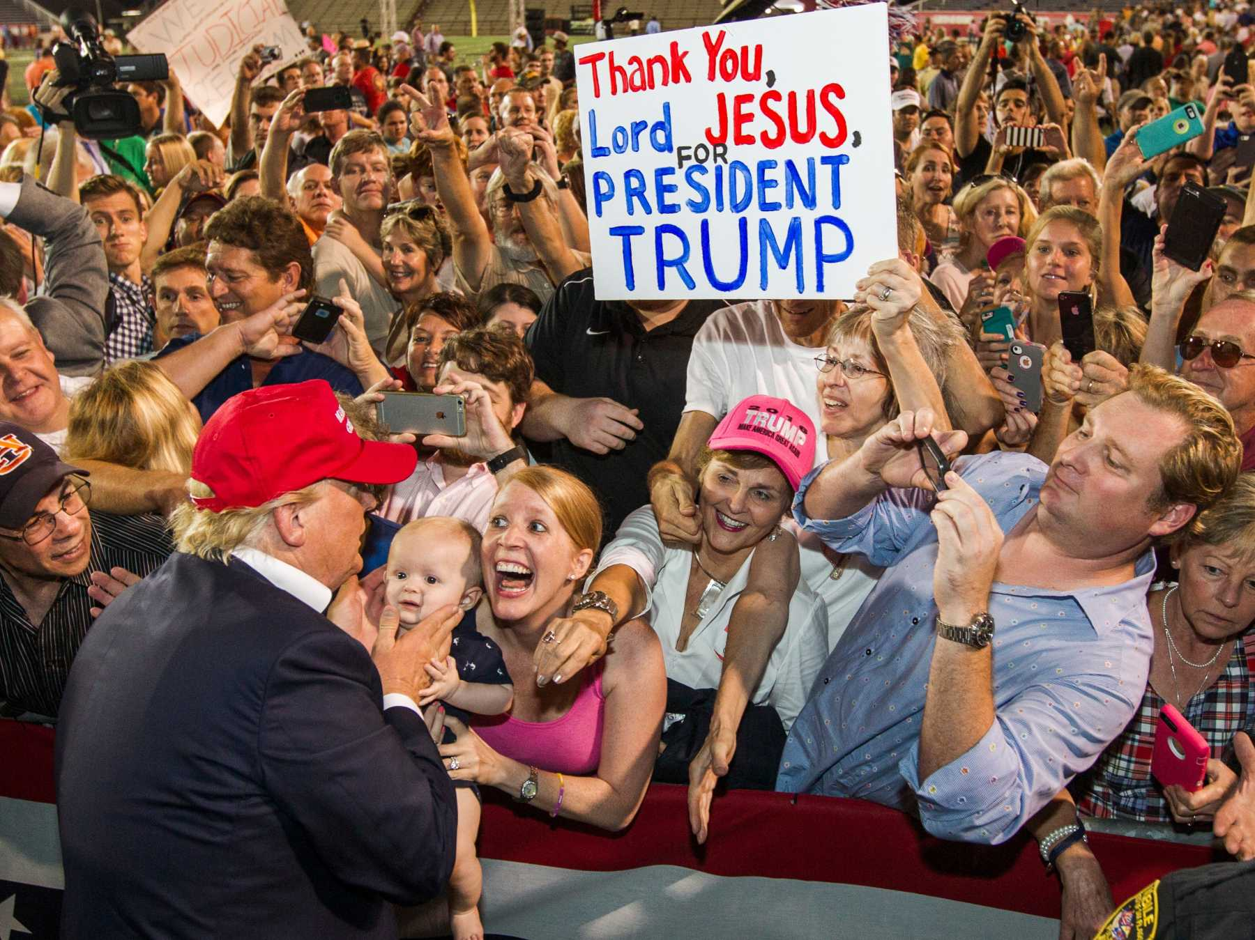 Examining Intolerant Attitudes Among Supporters of Donald Trump   Donald Trump
