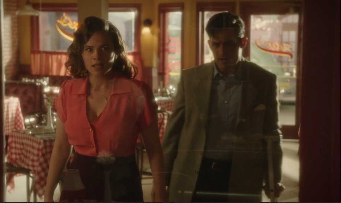 Agent Carter's Closet: The Edge Of Mystery & A Little Song And Dance | Agent Carter