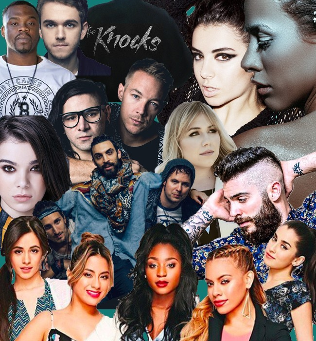 #MusicMonday Feat. Fifth Harmony, Charli XCX, Jon Bellion, And More | #MusicMonday