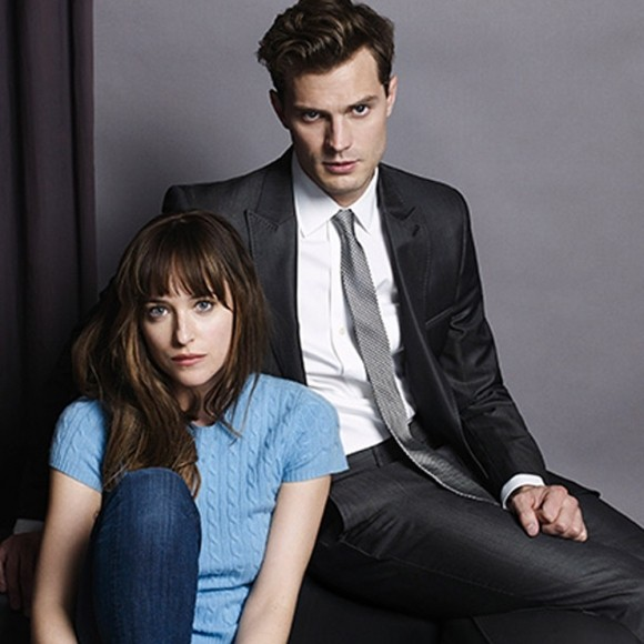 Fifty Shades Of Grey Sweeps The Razzies | Fifty Shades of Grey