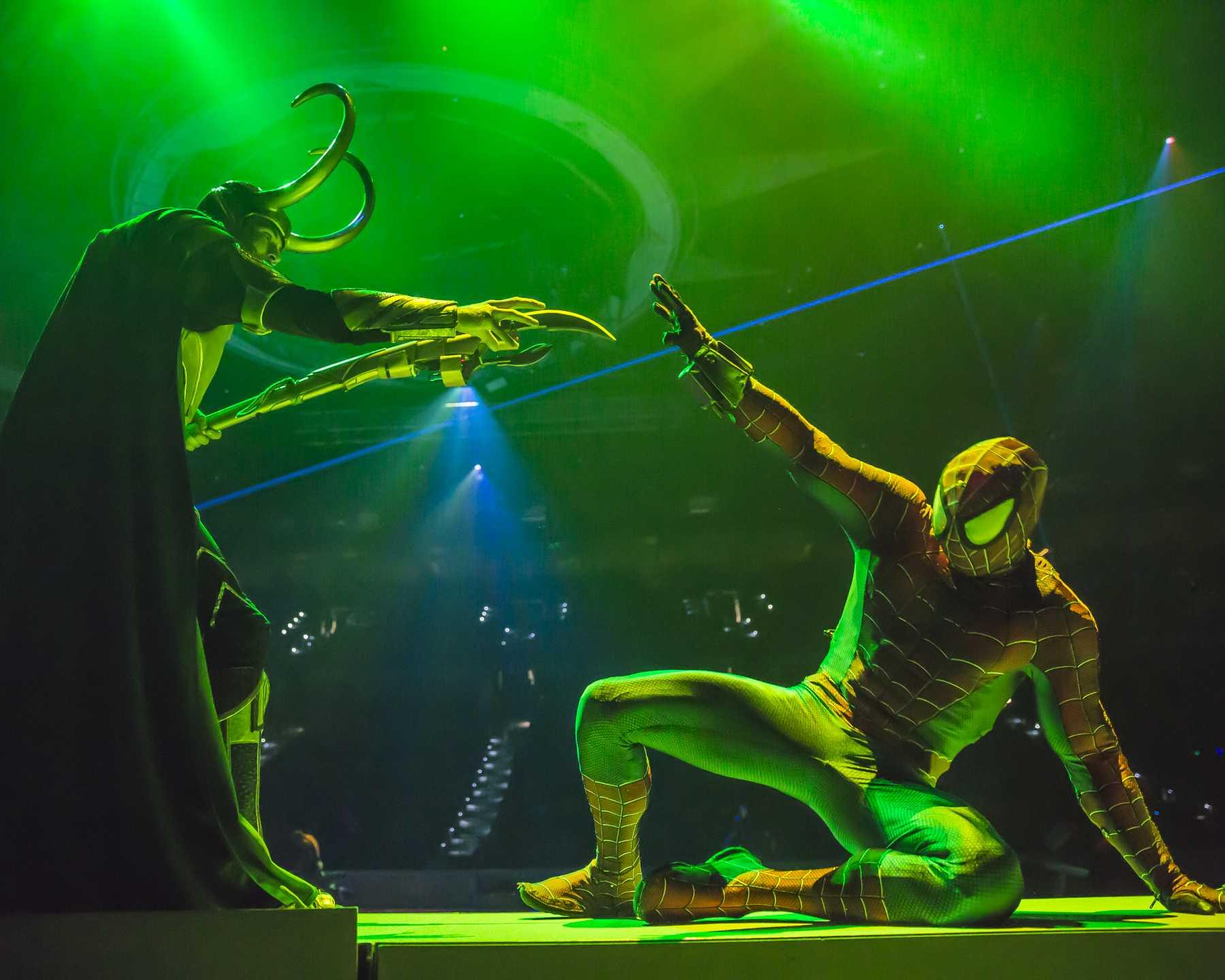 Marvel Universe Live! Adds More UK Tour Dates | Marvel Universe Live