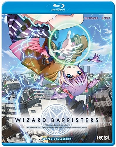 Wizard Barristers Complete Series Review | wizard barristers