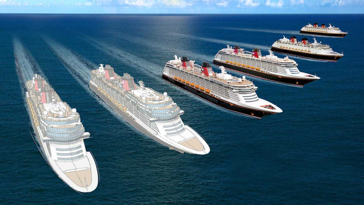 Disney Cruise Line To Launch Two New Cruise Ships | disney cruise line