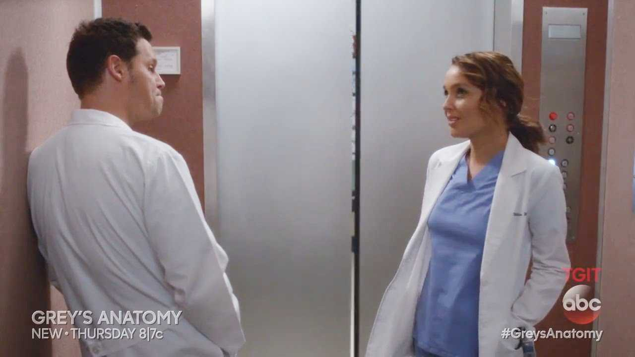 Grey's Anatomy: 12x12, My Next Life | Grey's Anatomy