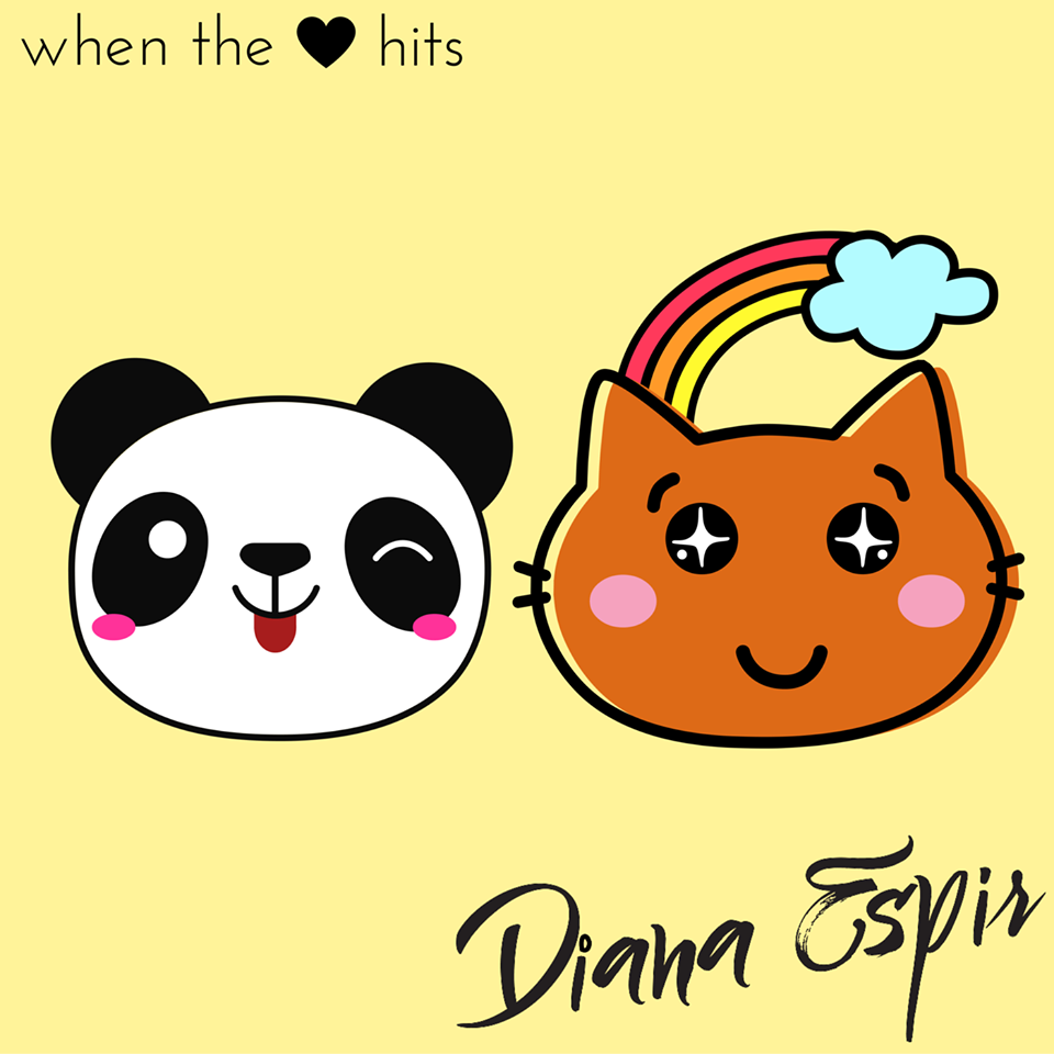 Diana Espir Debuts 'When The Love Hits'