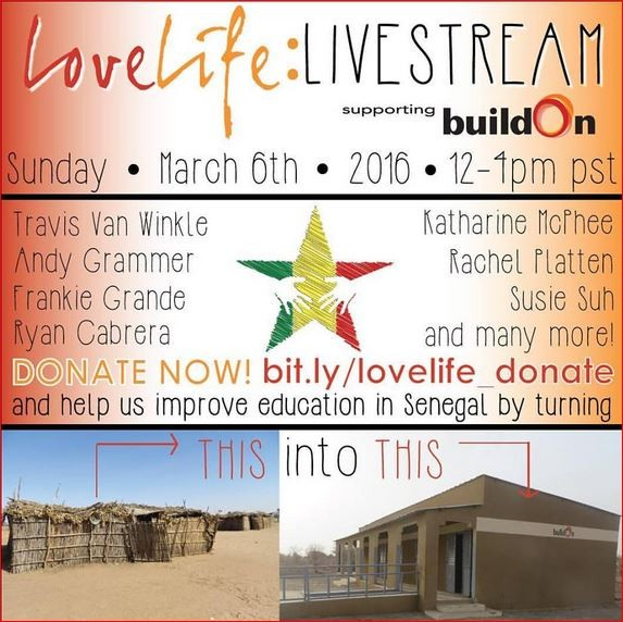 Exclusive: Travis Van Winkle To Host Star-Studded Fundraiser For Build On | Build On