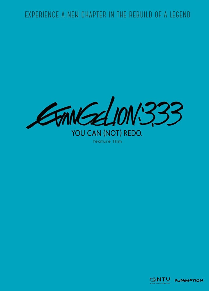 Evangelion: 3.33 You Can (Not) Redo Review | evangelion