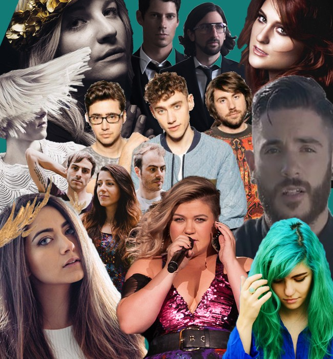 #MusicMonday Feat. Meghan Trainor, Kelly Clarkson, King Deco, And More | #MusicMonday