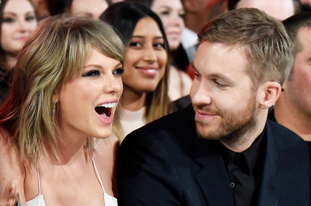 Taylor Swift and Calvin Harris Celebrate One Year And Its Adorable | Calvin Harris