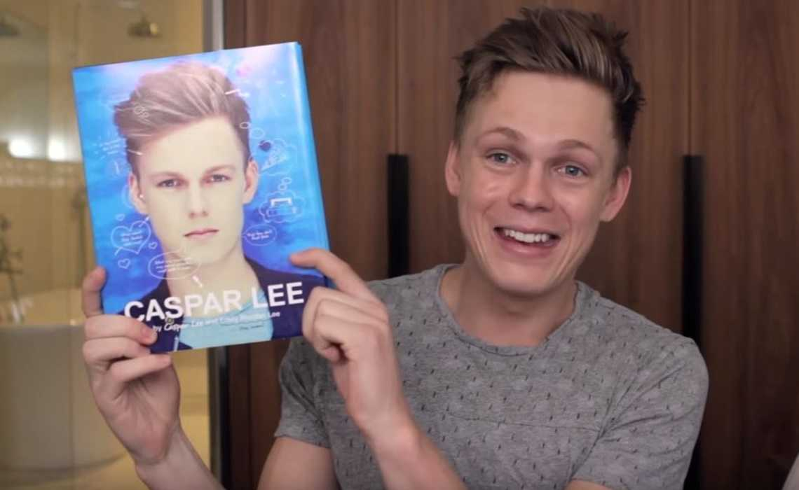 Caspar Lee Has A BIG Announcement, Releasing A Biography With His Mom | Caspar Lee