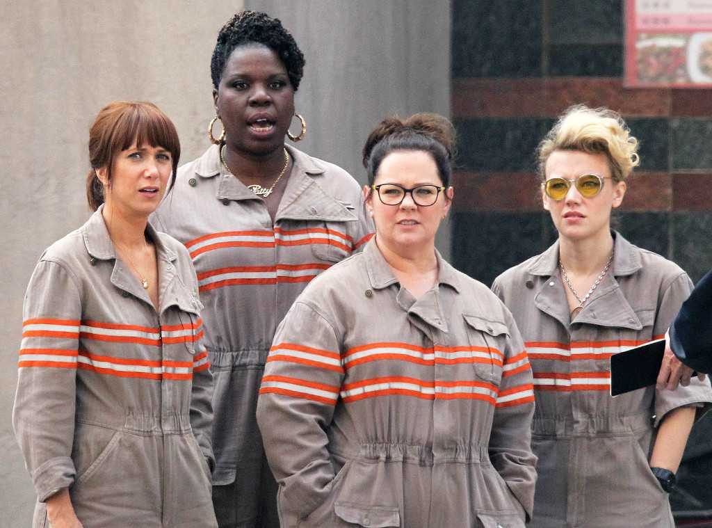 Leslie Jones Denies 'Racist' Casting In Ghostbusters Revival | Leslie Jones