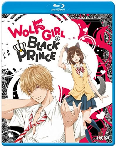 Review: Sentai Filmworks' Wolf Girl And Black Prince | wolf girl