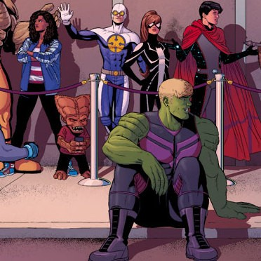 The Russo Brothers Express Interest In A 'Young Avengers' Film | young avengers