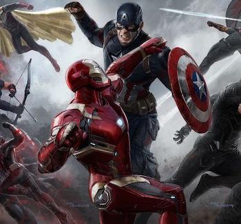 Marvel Releases New Captain America: Civil War Trailer | Civil