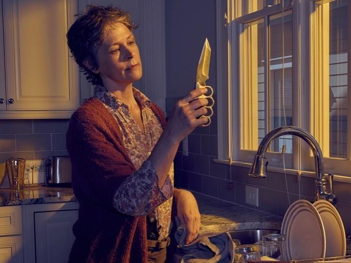 Melissa McBride Talks 'The Walking Dead' Season Six Finale | Melissa McBride