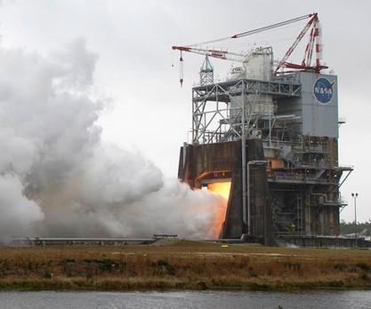 NASA Engine Test Marks Major Milestone In Path To Mars | NASA