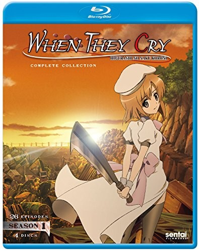 When They Cry (Collection 1) Anime Review | when they cry