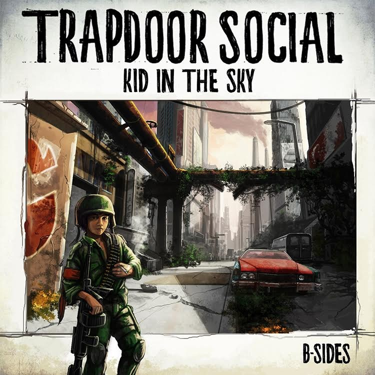 Exclusive: Trapdoor Social Tell Skylar Funk's Story On Their 'Kid In The Sky' | Trapdoor Social